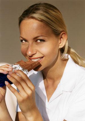 甜食可舒緩緊張心情,但其中的糖分攝取過多卻會讓人變老喔!